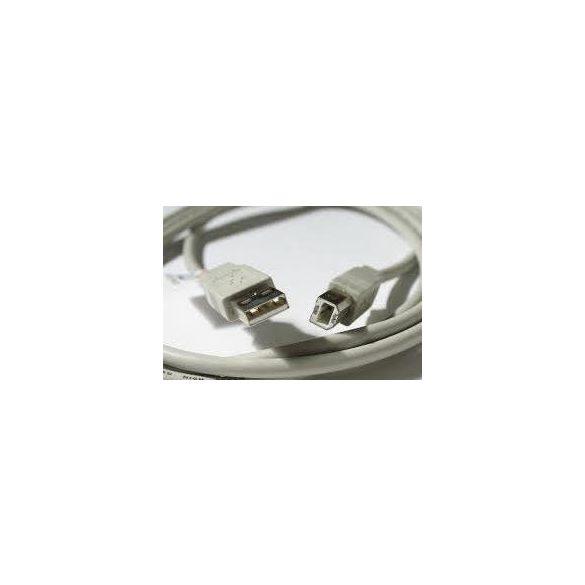 Nyomtatókábel, USB, 1.8 m