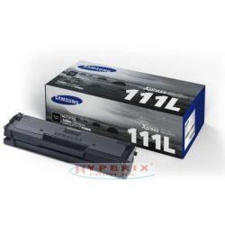Samsung MLT-D111L toner, Bk, 1,8 K, eredeti (SU799A)