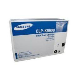 Samsung CLP-610/660 színes nyomtatókhoz (Eredeti) fekete toner