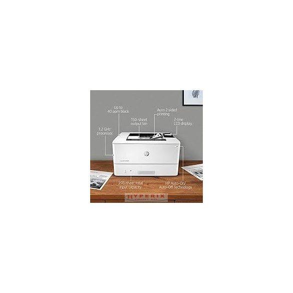 HP LaserJet Pro M404dn mono lézer nyomtató (W1A53A)
